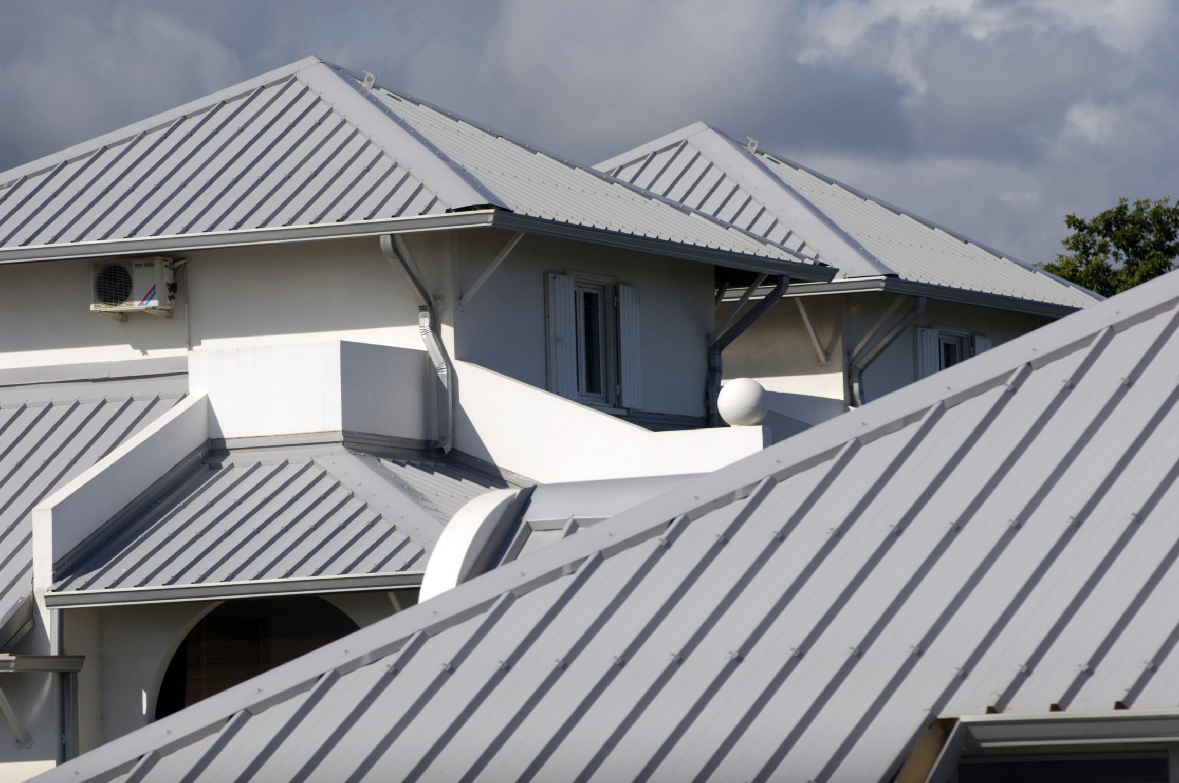 gosford metal roofing