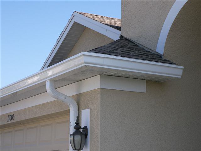 gosford roof guttering
